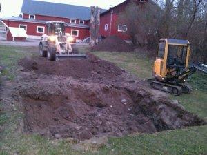 gravning-av-pool